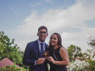 El matrimonio de Naty y Pato 1