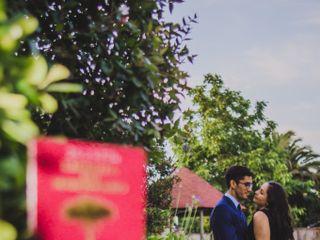 El matrimonio de Naty y Pato 2