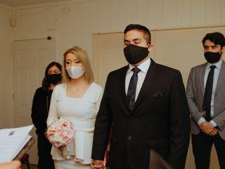 El matrimonio de Fernanda y Iván 2