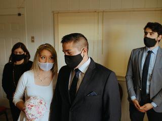 El matrimonio de Fernanda y Iván 3