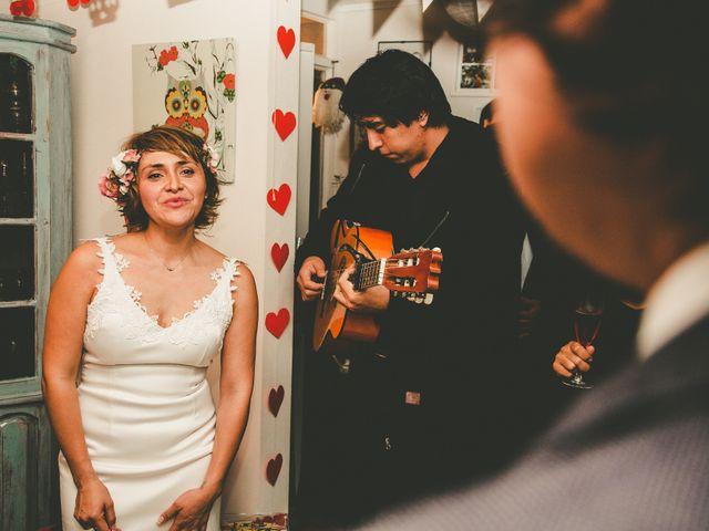 El matrimonio de Miguel y Soledad en Colina, Chacabuco 3