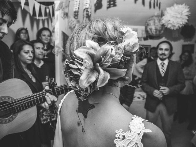 El matrimonio de Miguel y Soledad en Colina, Chacabuco 4