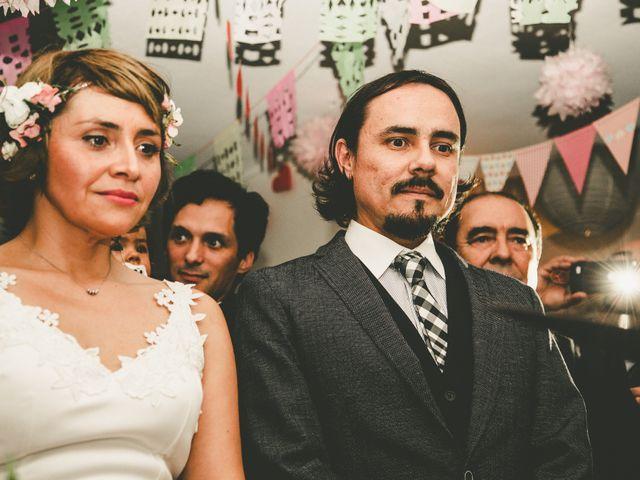 El matrimonio de Miguel y Soledad en Colina, Chacabuco 16