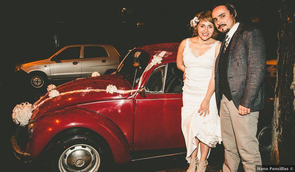 El matrimonio de Miguel y Soledad en Colina, Chacabuco