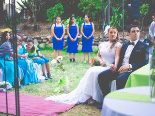 El matrimonio de Natalia y Samuel 2