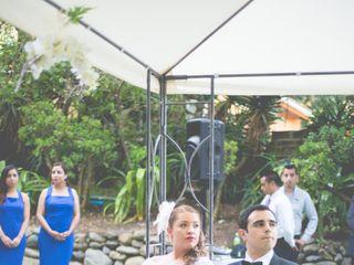 El matrimonio de Natalia y Samuel 3