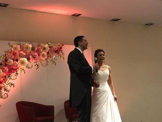 El matrimonio de Alejandro y Yasna 1
