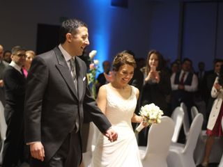El matrimonio de Alejandro y Yasna 2
