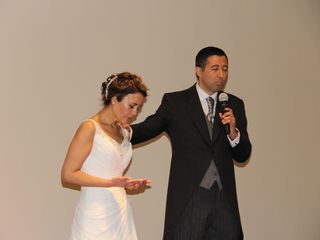 El matrimonio de Alejandro y Yasna