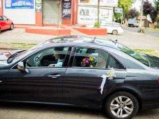 El matrimonio de Alejandra y Cristian 3