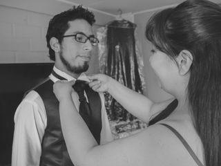 El matrimonio de Dayana y Esteban 3