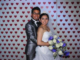El matrimonio de Dayana y Esteban