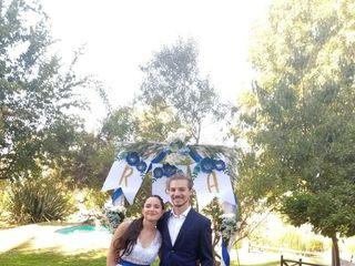 El matrimonio de Rachel y Alejandro 2