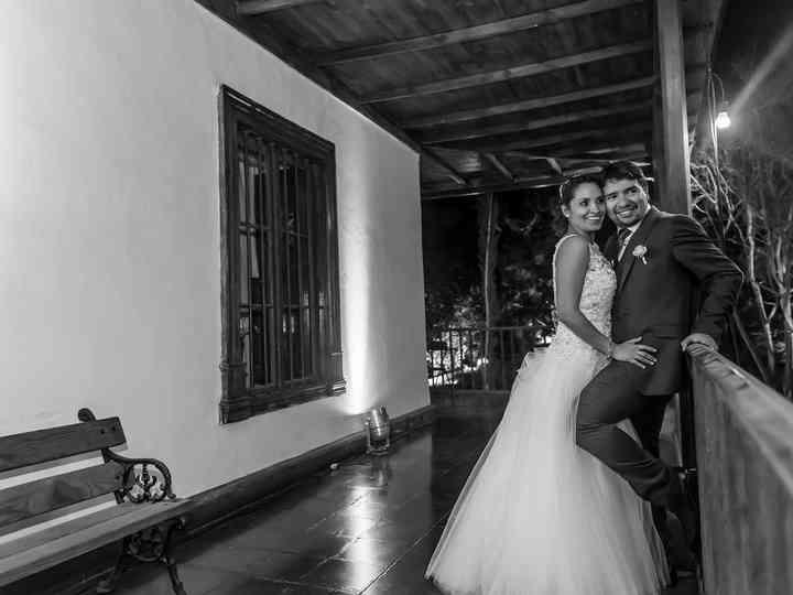 El matrimonio de Carolina y Galvarino