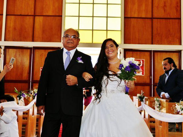 El matrimonio de Carlos y Isidora en Rancagua, Cachapoal 12