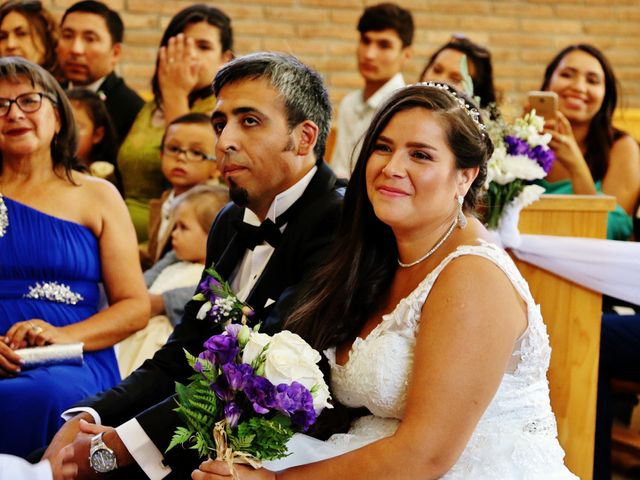 El matrimonio de Carlos y Isidora en Rancagua, Cachapoal 13