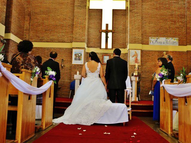 El matrimonio de Carlos y Isidora en Rancagua, Cachapoal 14