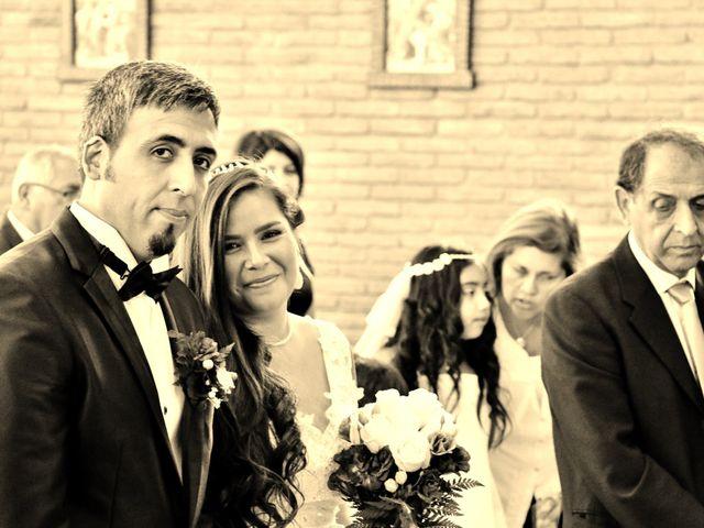 El matrimonio de Carlos y Isidora en Rancagua, Cachapoal 15
