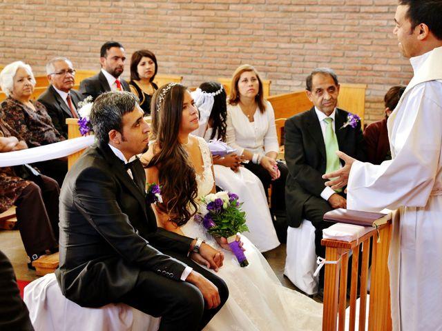 El matrimonio de Carlos y Isidora en Rancagua, Cachapoal 16