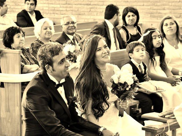 El matrimonio de Carlos y Isidora en Rancagua, Cachapoal 17