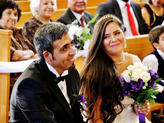 El matrimonio de Carlos y Isidora en Rancagua, Cachapoal 18