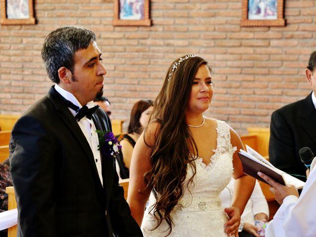 El matrimonio de Carlos y Isidora en Rancagua, Cachapoal 20