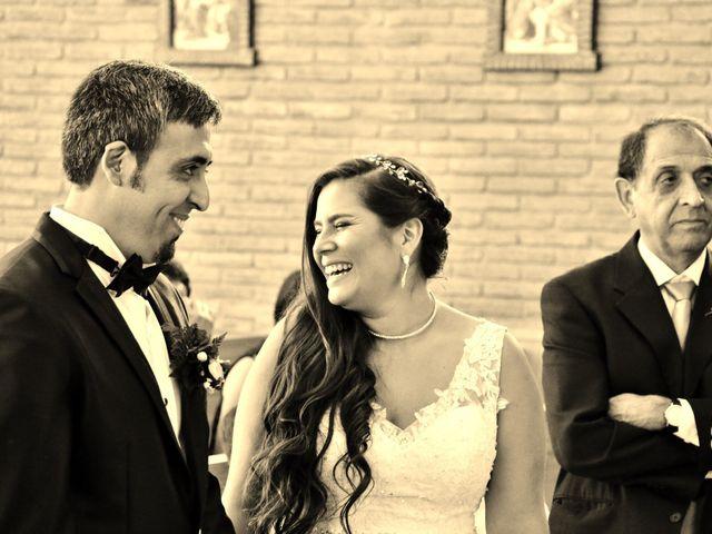 El matrimonio de Carlos y Isidora en Rancagua, Cachapoal 21