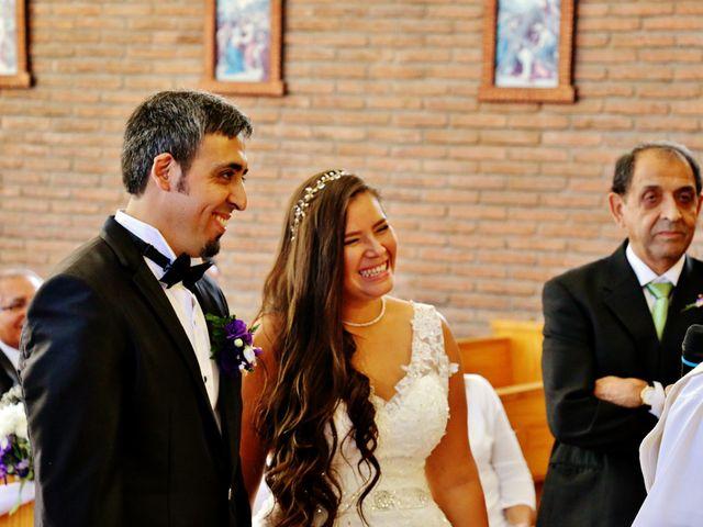 El matrimonio de Carlos y Isidora en Rancagua, Cachapoal 22