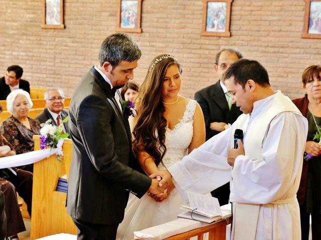 El matrimonio de Carlos y Isidora en Rancagua, Cachapoal 23