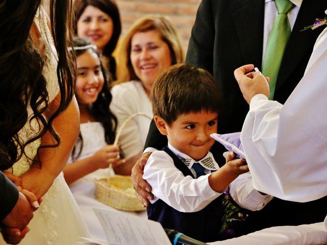 El matrimonio de Carlos y Isidora en Rancagua, Cachapoal 24