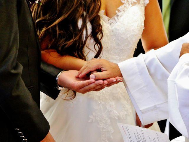 El matrimonio de Carlos y Isidora en Rancagua, Cachapoal 25