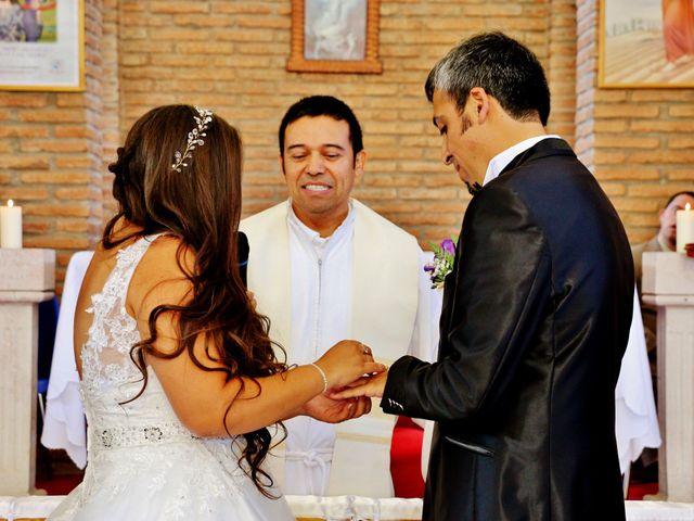 El matrimonio de Carlos y Isidora en Rancagua, Cachapoal 26