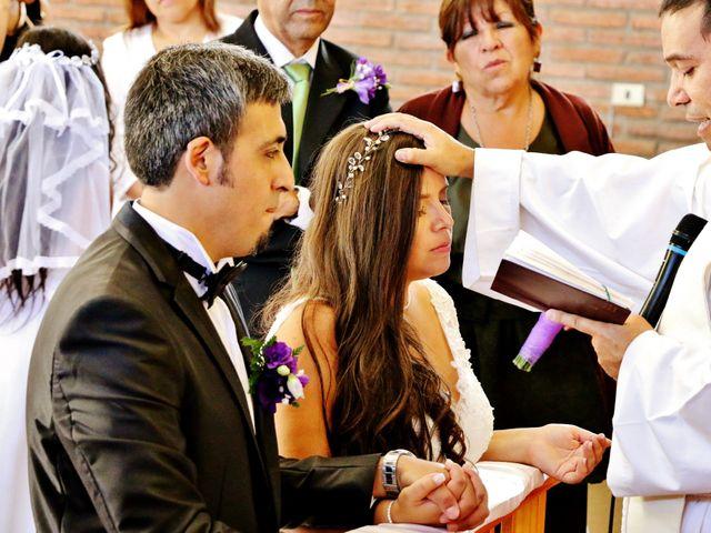 El matrimonio de Carlos y Isidora en Rancagua, Cachapoal 27
