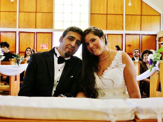 El matrimonio de Carlos y Isidora en Rancagua, Cachapoal 31