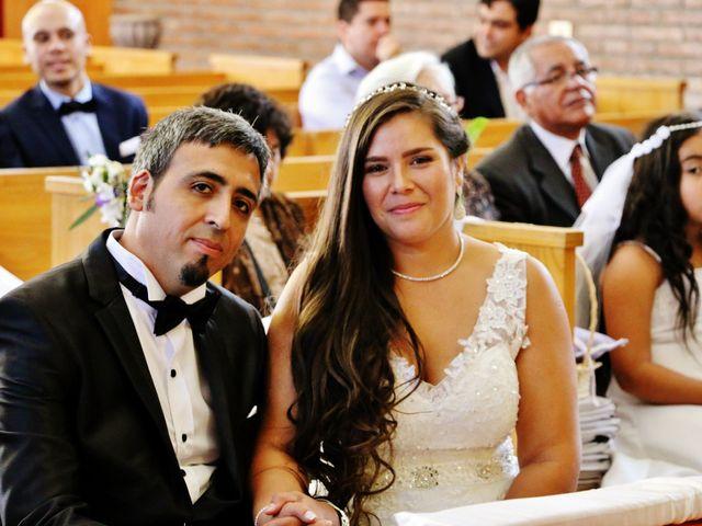El matrimonio de Carlos y Isidora en Rancagua, Cachapoal 32