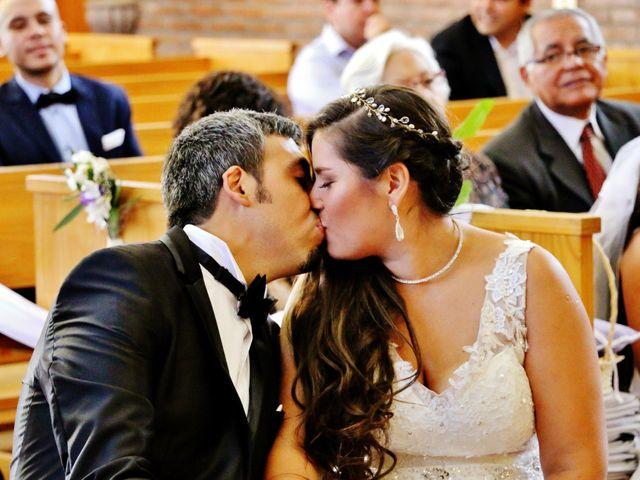 El matrimonio de Carlos y Isidora en Rancagua, Cachapoal 34