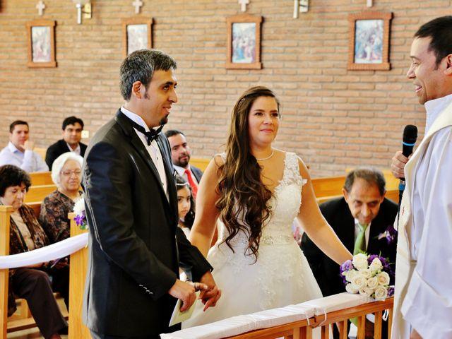 El matrimonio de Carlos y Isidora en Rancagua, Cachapoal 35