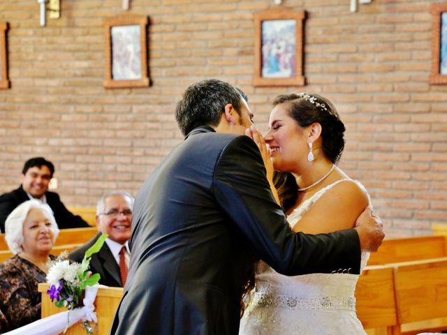 El matrimonio de Carlos y Isidora en Rancagua, Cachapoal 36
