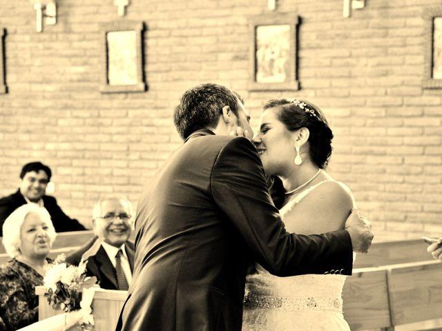 El matrimonio de Carlos y Isidora en Rancagua, Cachapoal 37