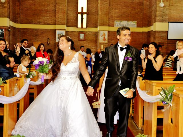 El matrimonio de Carlos y Isidora en Rancagua, Cachapoal 39