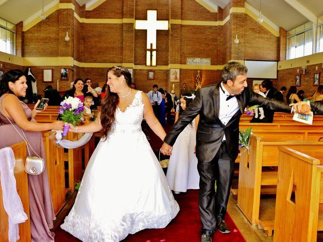 El matrimonio de Carlos y Isidora en Rancagua, Cachapoal 40