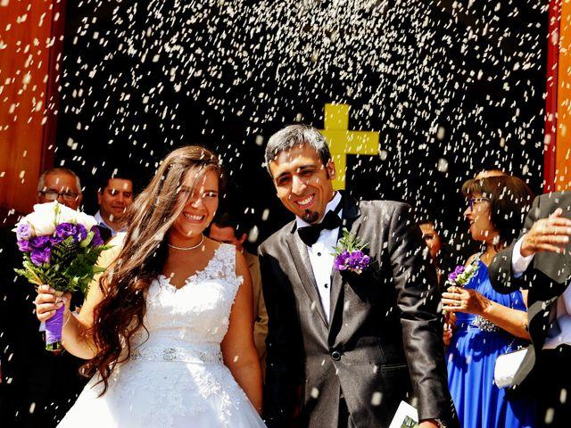 El matrimonio de Carlos y Isidora en Rancagua, Cachapoal 3