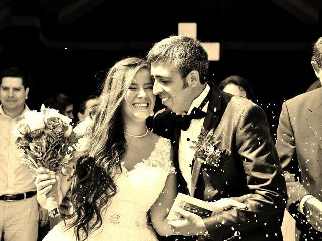El matrimonio de Carlos y Isidora en Rancagua, Cachapoal 2