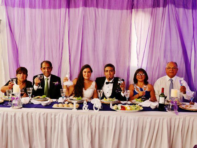 El matrimonio de Carlos y Isidora en Rancagua, Cachapoal 43