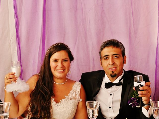 El matrimonio de Carlos y Isidora en Rancagua, Cachapoal 44