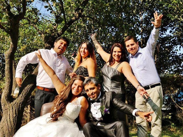 El matrimonio de Carlos y Isidora en Rancagua, Cachapoal 49