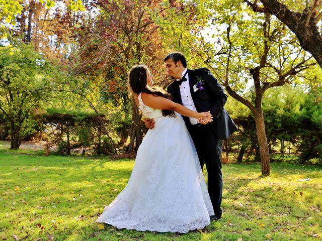 El matrimonio de Carlos y Isidora en Rancagua, Cachapoal 52