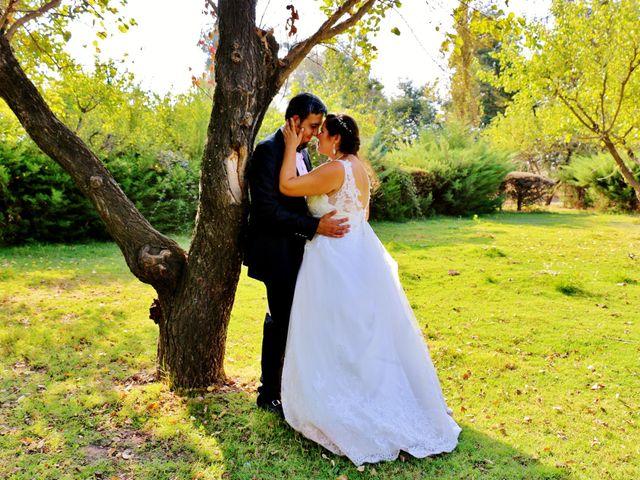 El matrimonio de Carlos y Isidora en Rancagua, Cachapoal 53