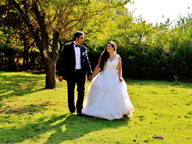 El matrimonio de Carlos y Isidora en Rancagua, Cachapoal 54