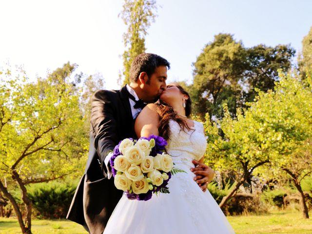 El matrimonio de Isidora y Carlos